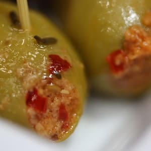 Chilli Stuffed Olives 250g
